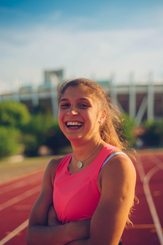 Noelia Martínez, rumbo al Sudamericano Indoor 3